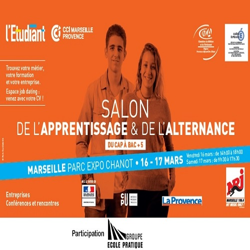 Cfbt centre de formation de la bourse du travail for Salon de l apprentissage et de l alternance
